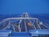 東京湾アクアラインで3Pデート