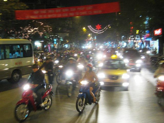 ベトナムで外国人をナンパ