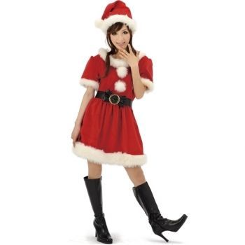 サンタクロースのコスプレでエッチしたい