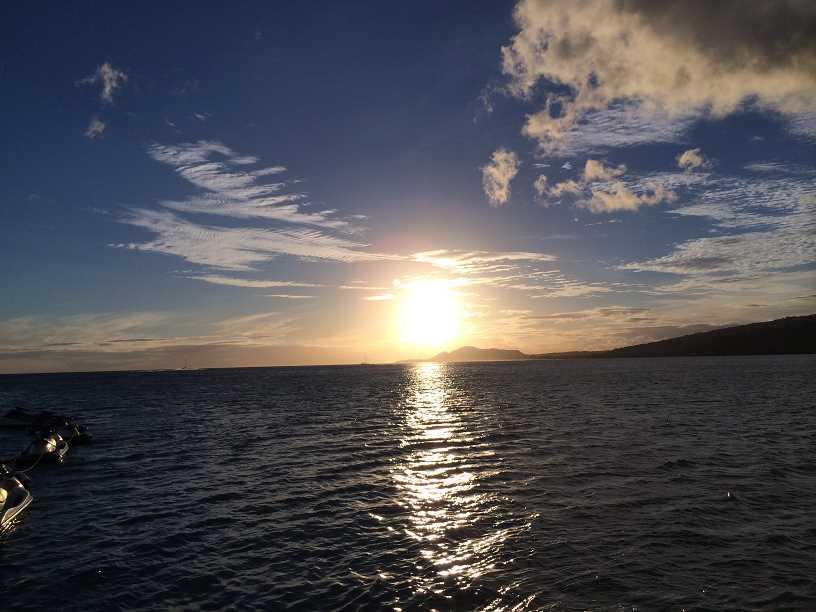 ハワイワイキキでナンパ一期一会!