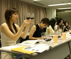 ワインスクールでナンパ!