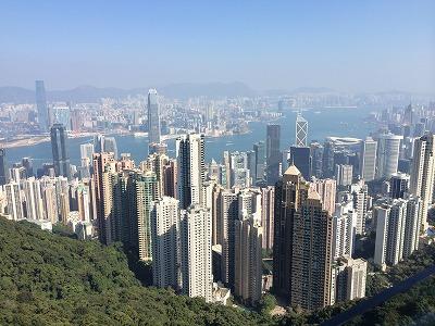 海外旅行DE香港外国人ナンパ!