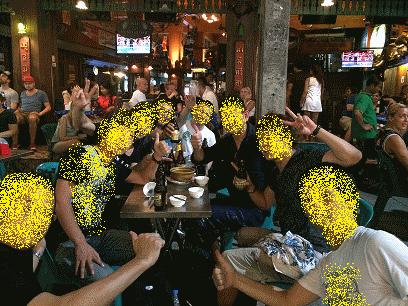 男子力アップなナンパ一期一会タイ・バンコク滞在記!(2014年10月:2日目)