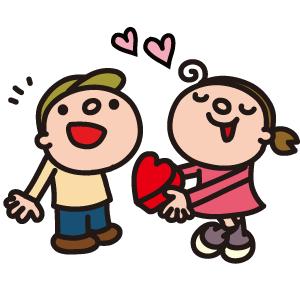 バレンタインタインデーは見知らぬ女子からチョコ貰うの待つ!?イヤそれより・・・。