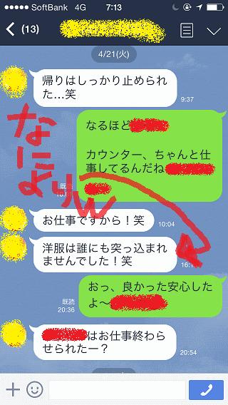 [春のネットナンパ☆]2015年4月後半Saiの一期一会検証報告♪