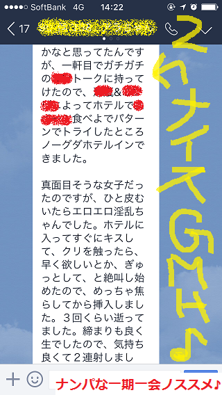 ネットナンパブログ,高学歴女,画像03