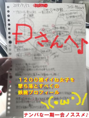ナンパとネットナンパを静岡・金沢・福岡でレッスンします06