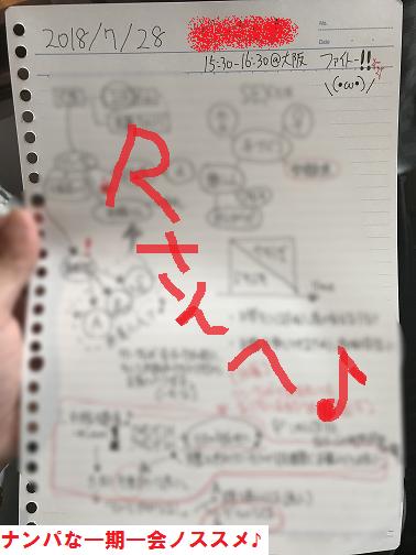 ナンパ,ネットナンパ,大阪,ブログ02